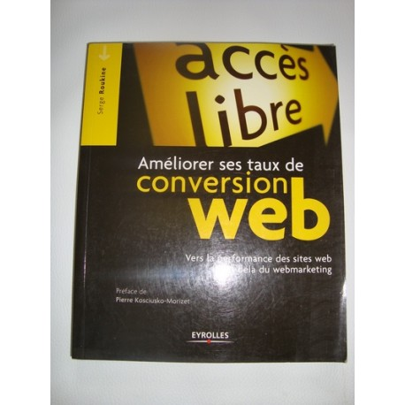 Améliorez ses taux de conversion web