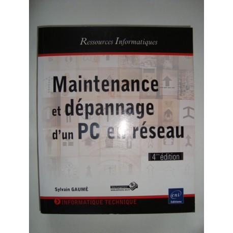 Maintenanceet dépannage d'un PC en réseau