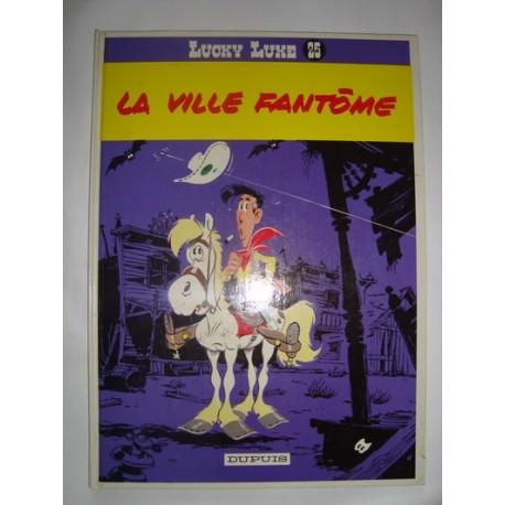 Lucky Luke- La ville fantôme