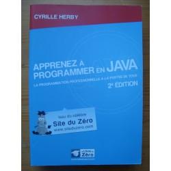 Apprenez à programmer en JAVA